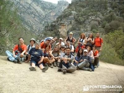 Río Borosa- Parque Natural de Cazorla; salidas por madrid